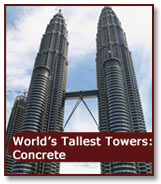 Tallest Towers: Concrete